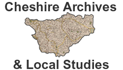 Home page for Cheshire Archives and Local Studies
